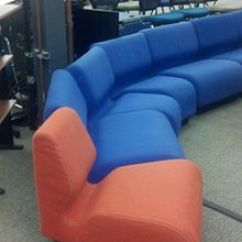 Chadwick Sofa Student Bed Modular Seating Wikipedia System Designed By Don And Produced Herman Miller