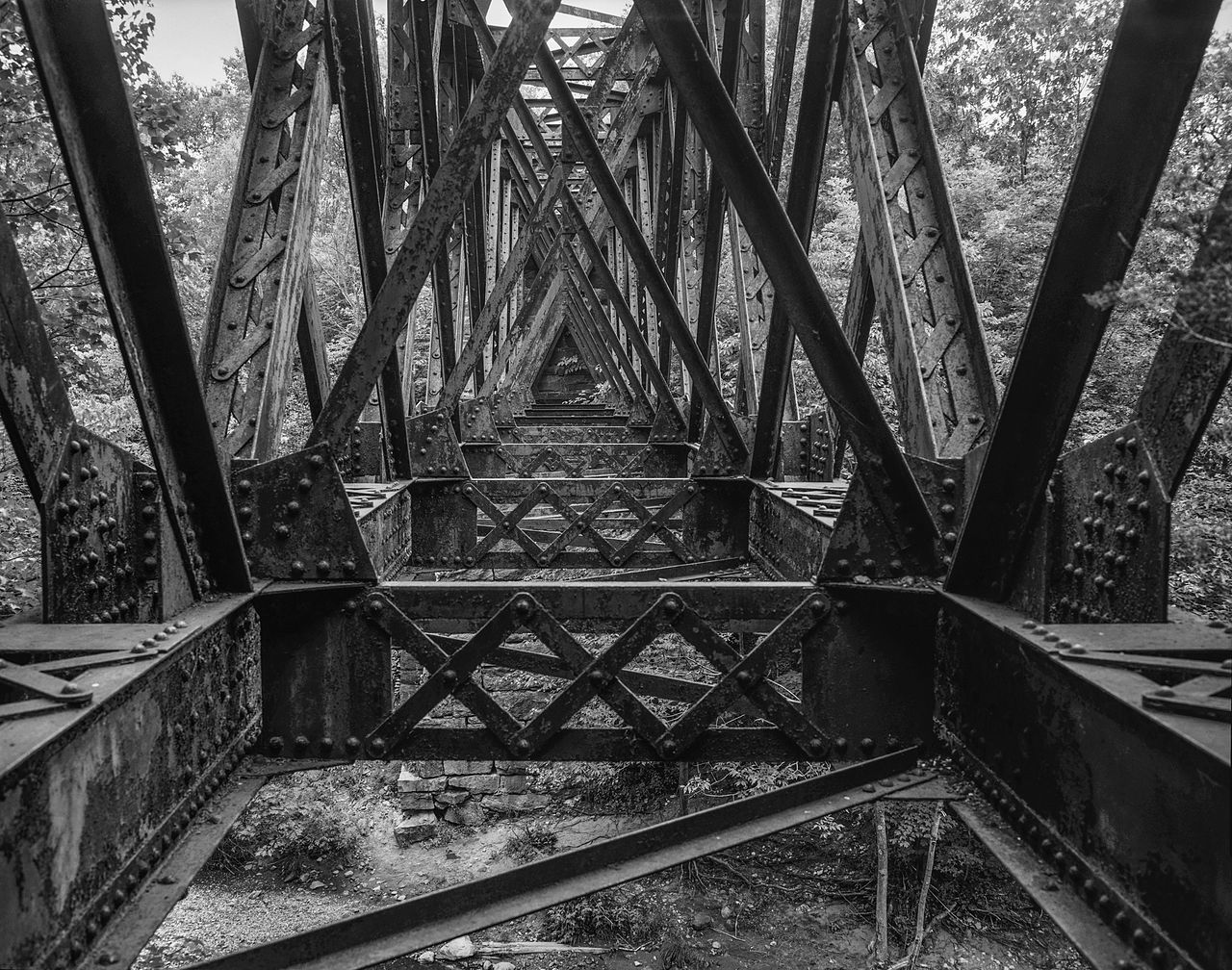 FileDouble Intersection Warren Truss Bridge Spanning