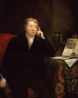 Edward Jenner (1749-1823), Discoverer of vacci...