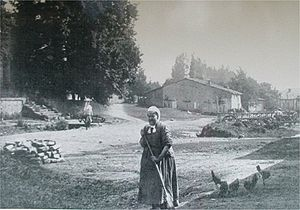 Historical photo of Bezonvaux
