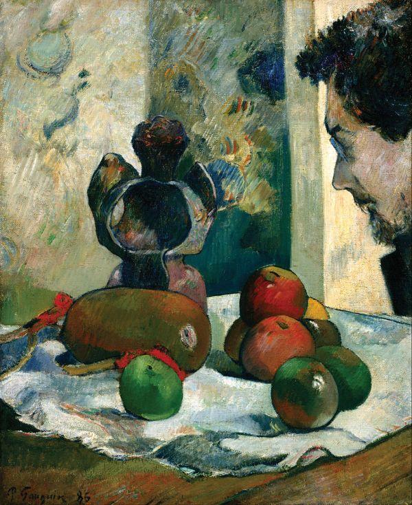 Paul Gauguin Still Life