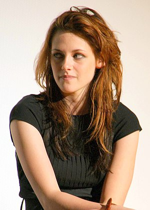 English: Actress Kristen Stewart From (The Twi...
