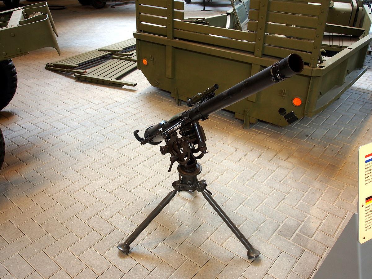 M18 recoilless rifle  Wikipedia