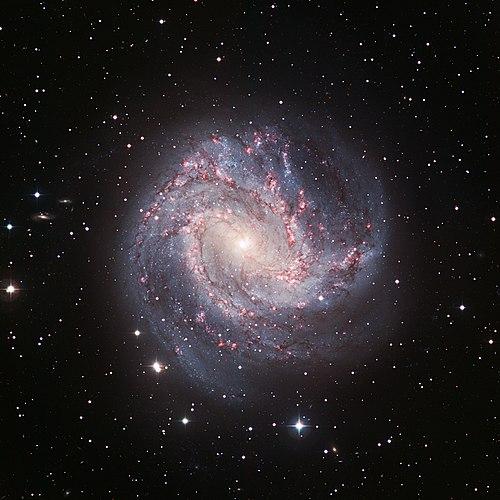 M83 - Southern Pinwheel
