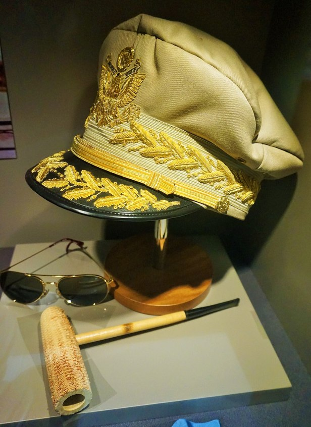 MacArthur Museum Brisbane - Joy of Museums - General Douglas MacArthur's Accoutrements