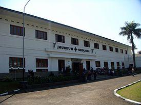 Museum Geologi Bandung  Wikipedia bahasa Indonesia