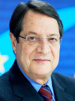 Image result for Anastasiades