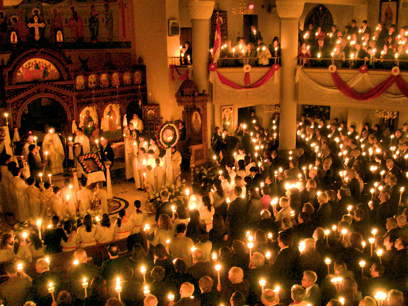 File:Paschal Candles - Annunciation, Toronto.jpg