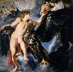 Peter Paul Rubens - The Abduction of Ganymede - WGA20282