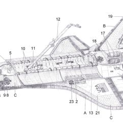 Spaceship Cutaway Diagram Frigidaire Gallery Refrigerator Parts Space Shuttle Simple English Wikipedia The Free