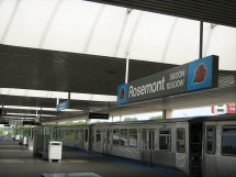 Rosemont Station Cta - Wikipedia