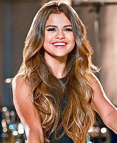 Selena Gomezov  Wikipdia