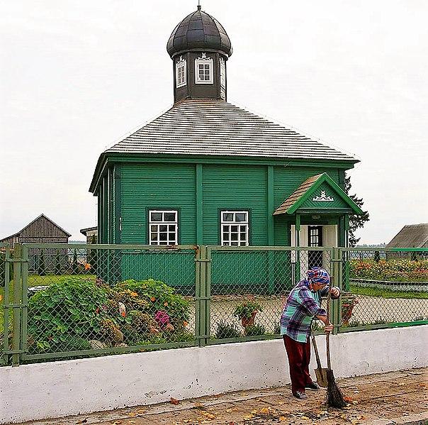 File:Tatarian Mosque Bohoniki Poland.jpg