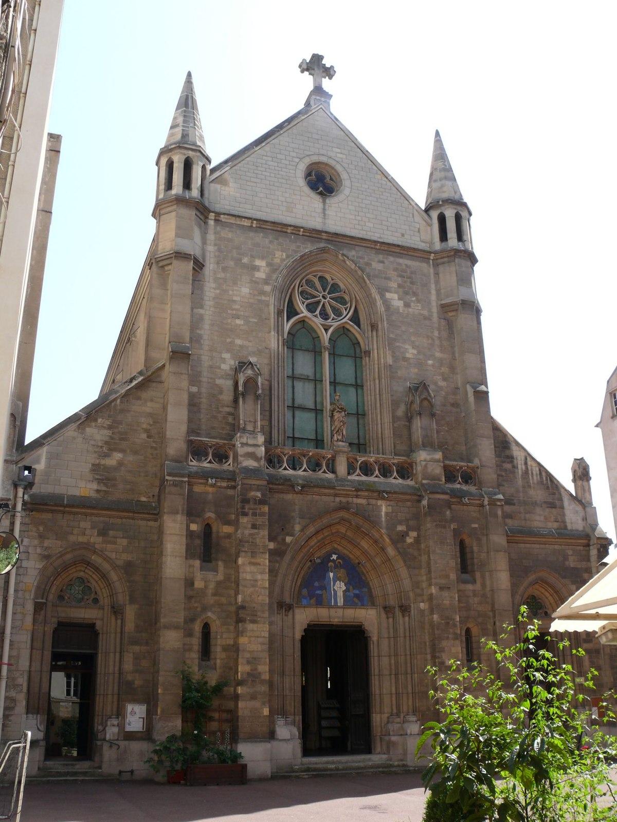 Glise Saint Joseph Artisan De Paris Wikipdia