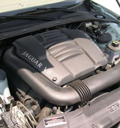 jaguar aj v8 engine wikipedia 2000 mazda mpv engine diagram bottom view [ 1200 x 900 Pixel ]