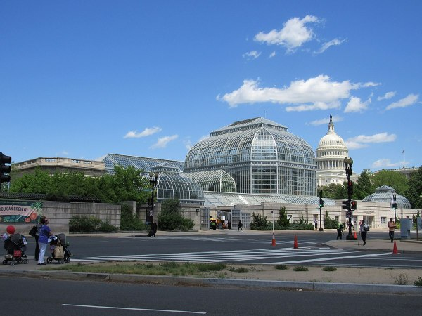 United States Botanic Garden Washington DC