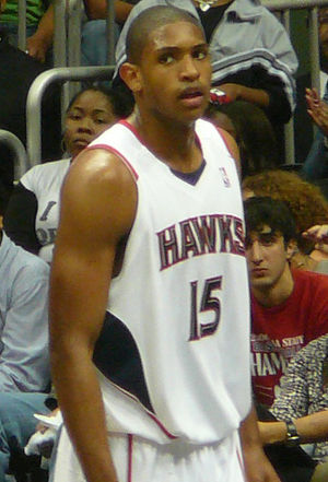 Al Horford, the 3rd pick