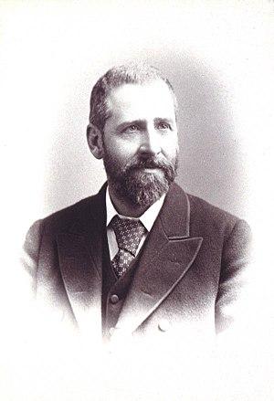 English: Portrait of Andrew Inglis Clark.