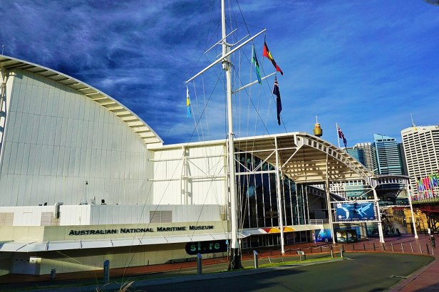 Australian National Maritime Museum - Joy of Museums - External
