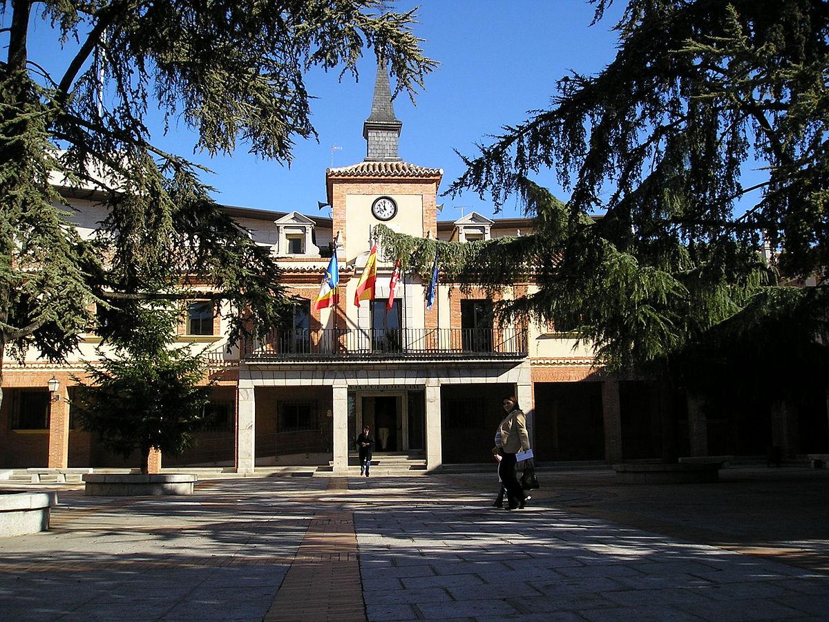 Las Rozas de Madrid  Wikipedia