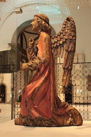 BLW The Angel Gabriel from the Annunciation