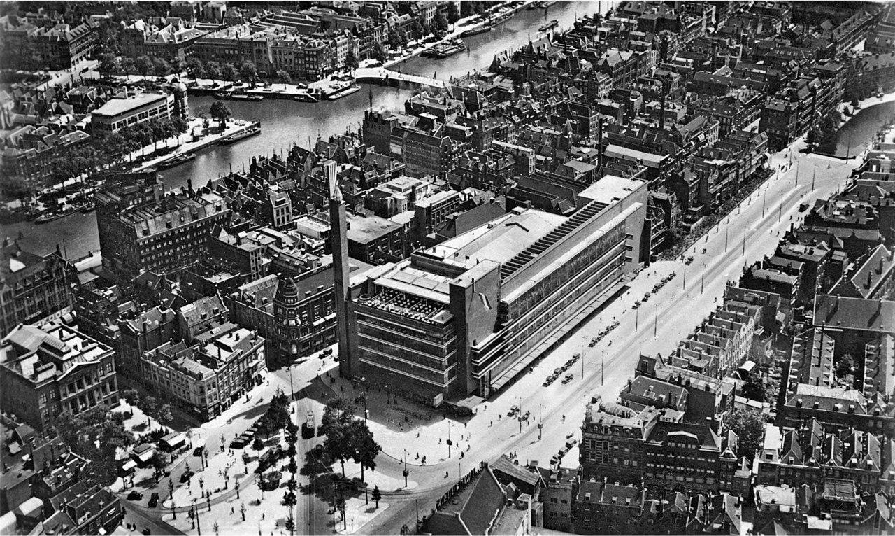 FileBijenkorf Rotterdam 1930jpg  Wikimedia Commons