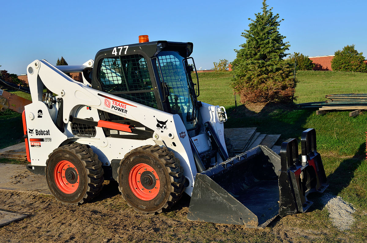 hight resolution of wiring diagram for bobcat 610 skid steer