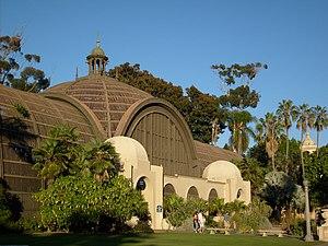 Botanical Gardens building, Balboa Park, San D...