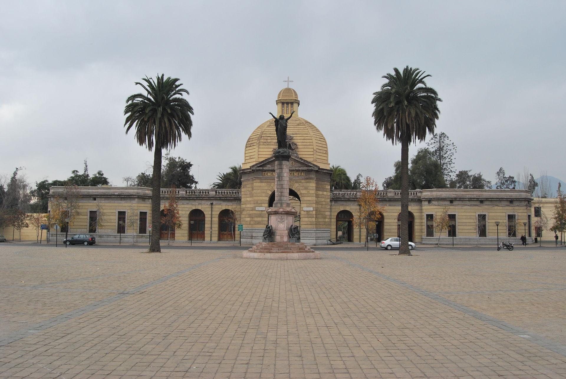 Cementerio General de Santiago  Wikipedia la
