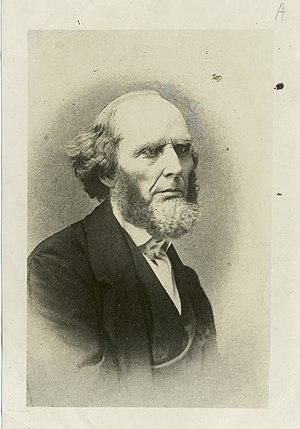 English: Charles Grandison Finney (1792–1875) ...