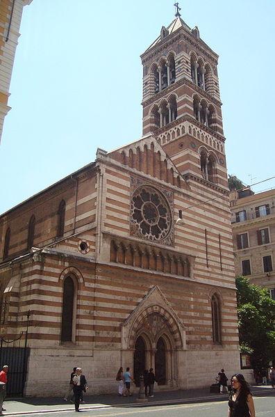 File:Eglise San Paolo dentro le Mura.JPG