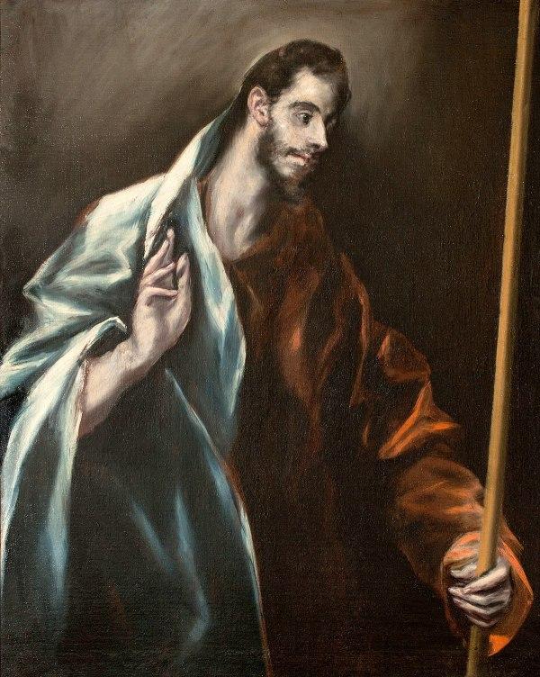 El Greco Painting Art