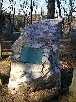 Grave of Ralph Waldo Emerson at Sleepy Hollow ...