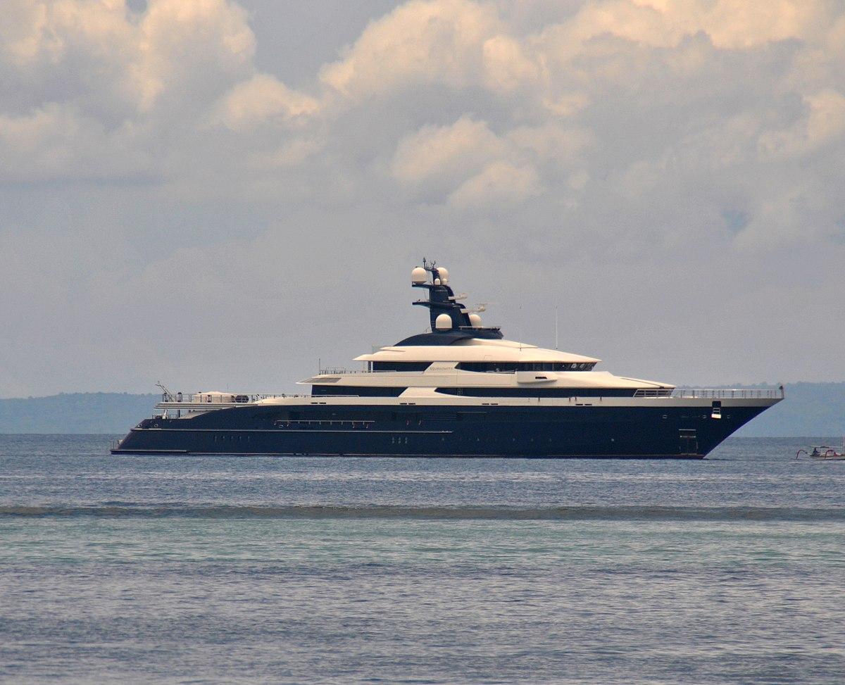Equanimity Yacht Wikipedia