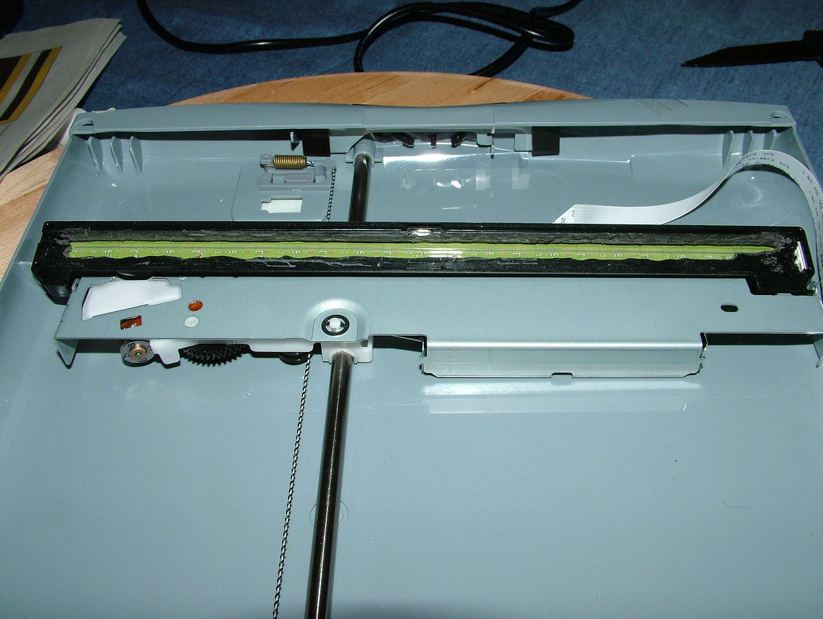 light bar sony cdx gt260mp wiring diagram contact image sensor - wikipedia