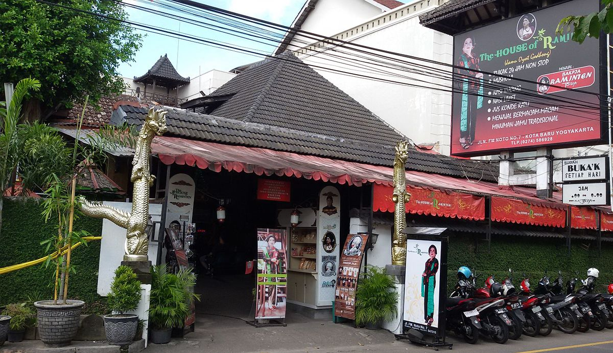 The House of Raminten  Wikipedia bahasa Indonesia ensiklopedia bebas