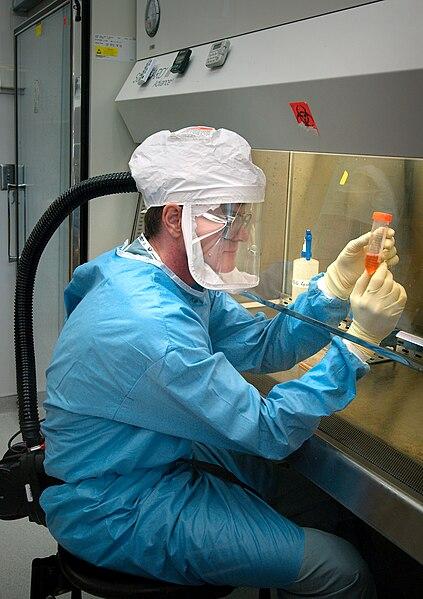 File:Influenza virus research.jpg