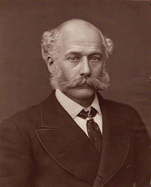 English: Joseph Bazalgette, civil engineer