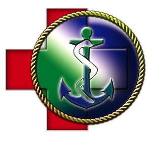 English: U.S. Navy Medicine logo