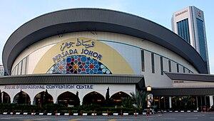 English: Persada Johor International Conventio...
