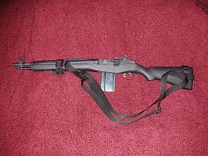 春田M1A半自動步槍 - 維基百科,自由的百科全書