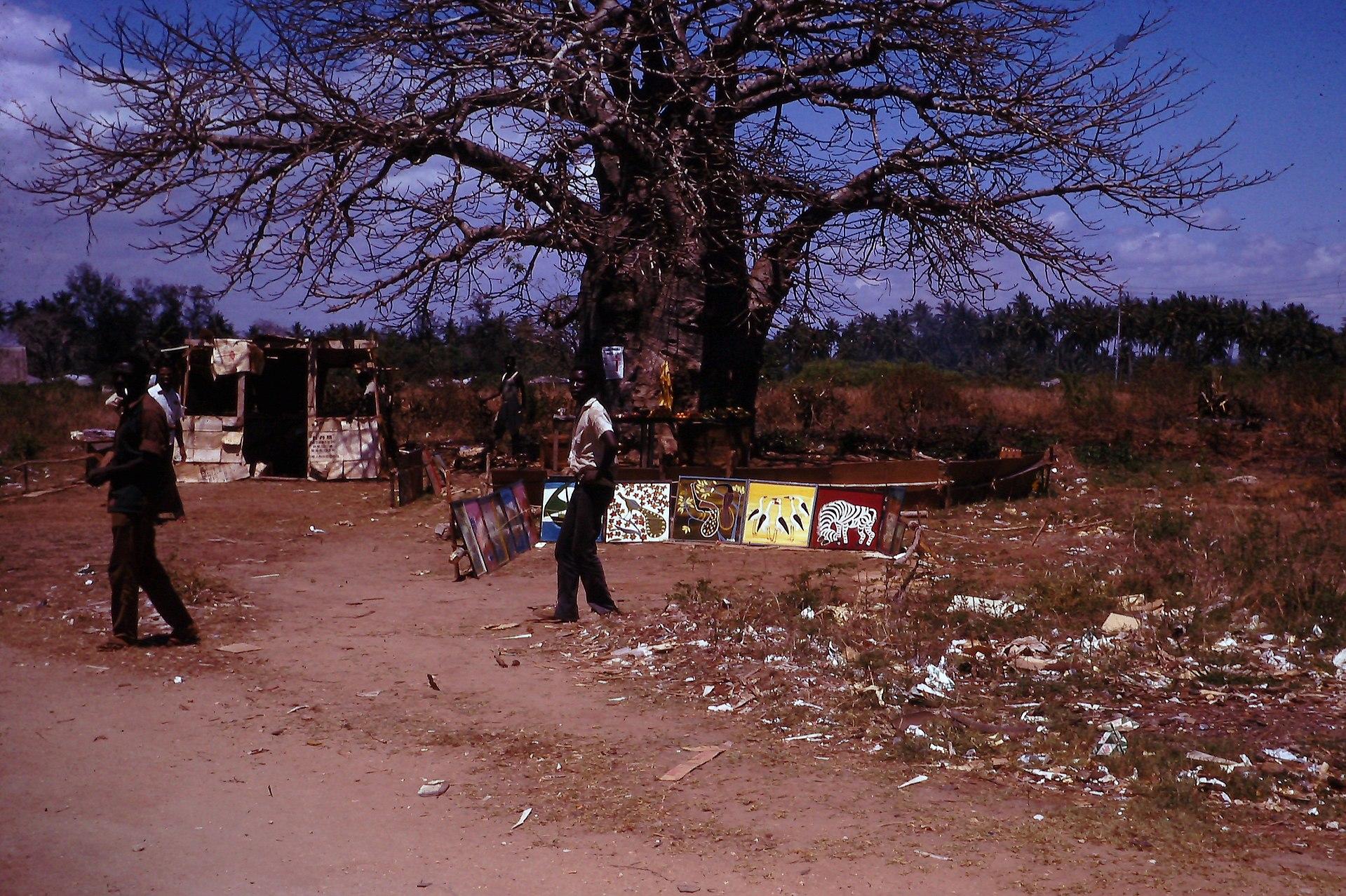 Tingatinga painting  Wikipedia