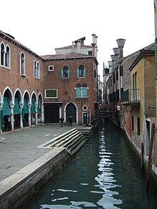 Wasserwege In Venedig Wikipedia