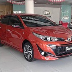 Harga New Yaris Trd 2018 Grand Avanza Spesifikasi Toyota Xp150 Wikipedia 1 5 Sportivo Nsp151r Indonesia