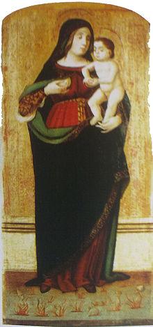 Pinacoteca del convento di SantAntonio  Wikipedia