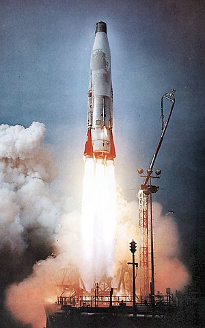 Atlas B ICBM (flight 4B)