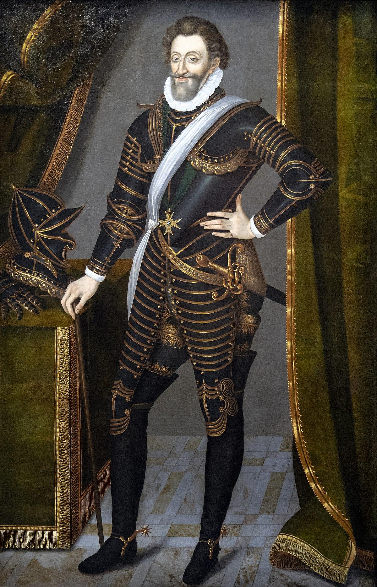 Henri 4 Roi De France : henri, france, File:Augustins, Henri, France, Navarre, Jacques, Boulbène.jpg, Wikimedia, Commons