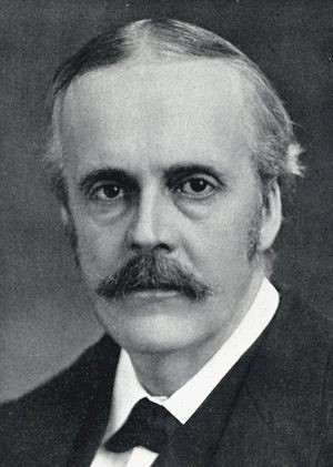Arthur James Balfour, 1st Earl of Balfour (25 ...