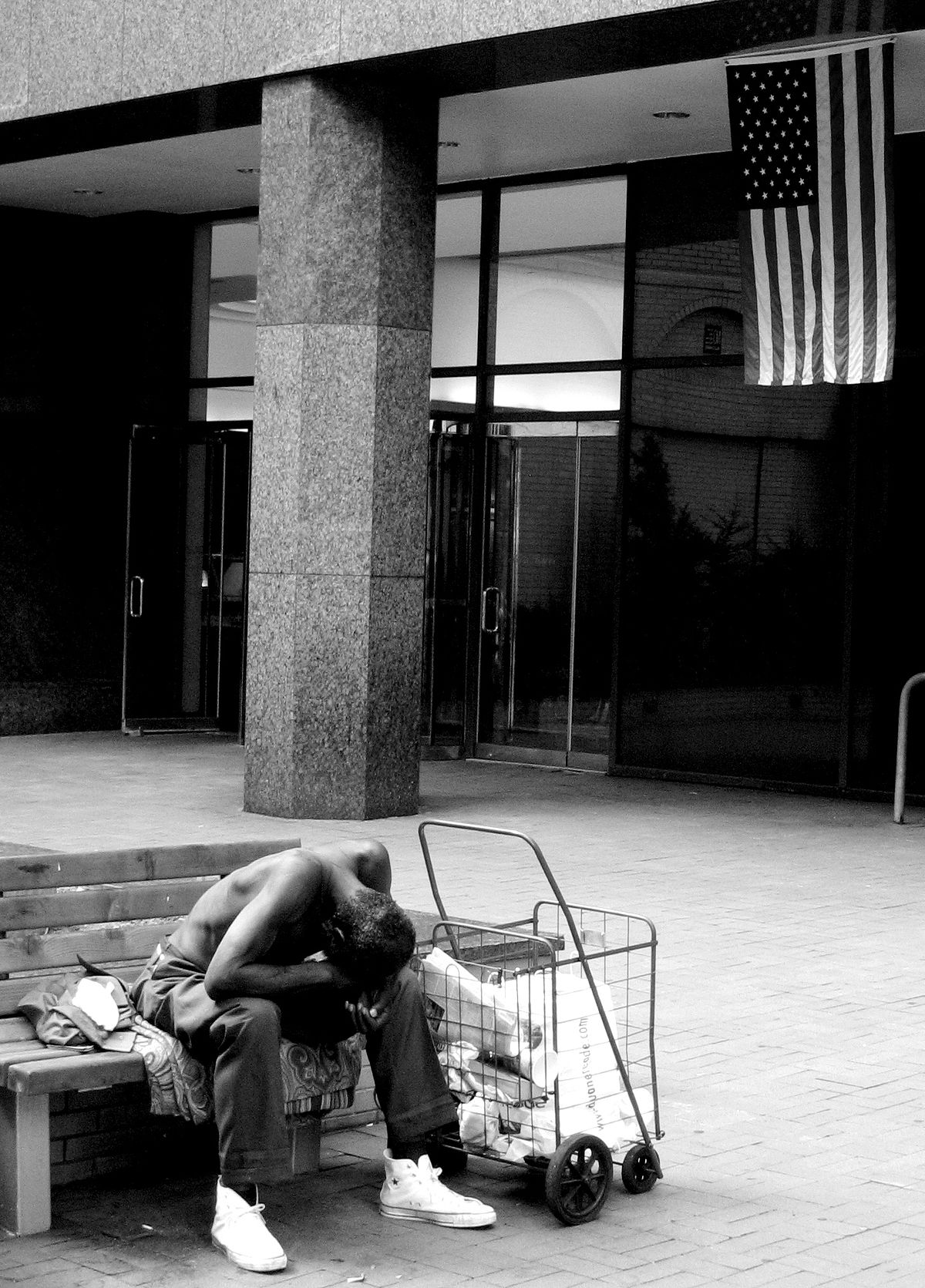 Homelessness in the United States  Wikipedia