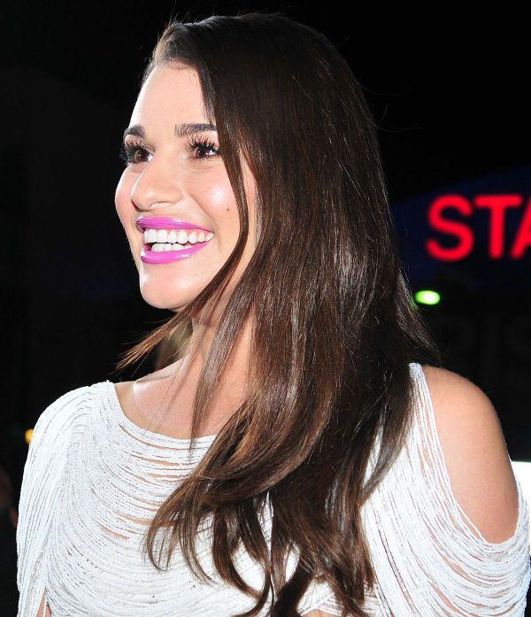 Lea Michele Credits - Wikipedia